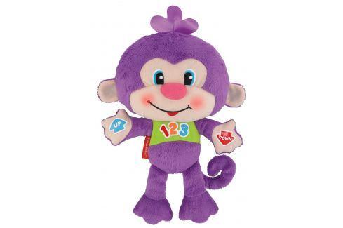Fisher Price Bystrá hovoriaca opička SK Rozvoj a aktivita