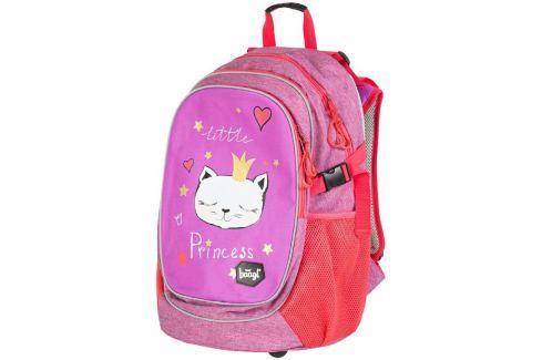 fc44b411c3 Recenze BAAGL Školní batoh Kočky