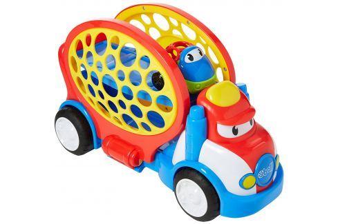 Oball Go Grippers tahač + 1 autíčko Rozvoj a aktivita