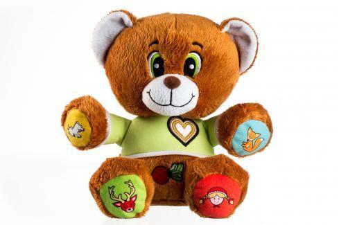 Teddies Medvěd Vojtík pohádkový Rozvoj a aktivita