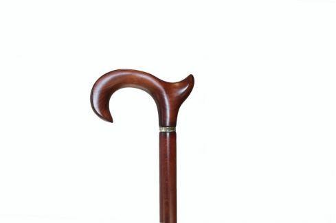 Gastrock Dřevěná vycházková hůl Gastrock 1315 - hnědá Vycházkové hole