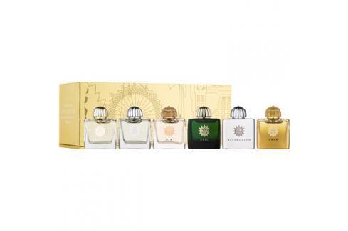 Amouage Miniatures Bottles Collection Women dárková sada IV.  parfémovaná voda 6 x 7,5 ml dárková sada