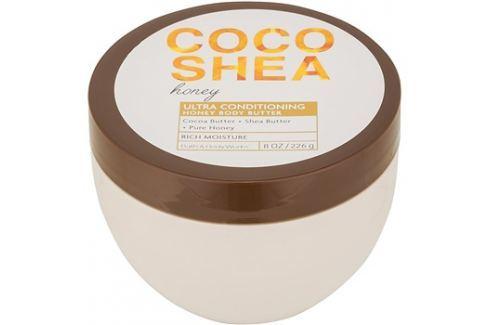 Bath & Body Works Cocoshea Honey tělové máslo pro ženy 226 g tělové máslo