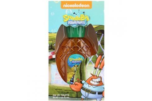 Nickelodeon Spongebob Squarepants Mr. Krabs toaletní voda pro děti 50 ml toaletní voda