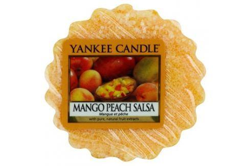 Yankee Candle Mango Peach Salsa vosk do aromalampy 22 g vosk do aromalampy