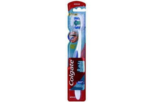Colgate 360°  Whole Mouth Clean zubní kartáček medium Kartáčky