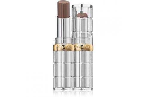 L'Oréal Paris Color Riche Shine rtěnka s vysokým leskem odstín 463 Hot IRL Rtěnky