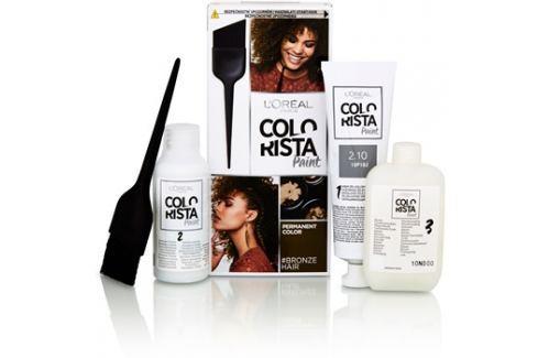 L'Oréal Paris Colorista Paint permanentní barva na vlasy odstín Bronze Barvy na vlasy