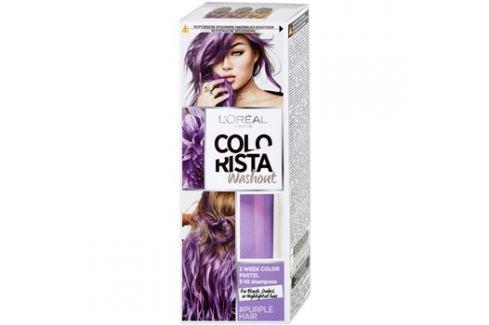 L'Oréal Paris Colorista Washout vymývající se barva na vlasy odstín Purple  80 ml Barvy na vlasy