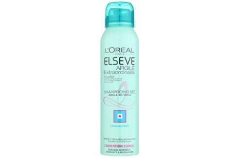 L'Oréal Paris Elseve Extraordinary Clay suchý šampon pro mastné vlasy  150 ml Suché šampony