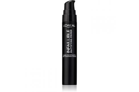 L'Oréal Paris Infaillible matující podkladová báze  20 ml Podkladové báze
