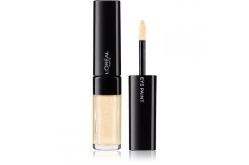 L'Oréal Paris Infallible dlouhotrvající gelové oční stíny odstín 201 Vicious Gold Oční stíny