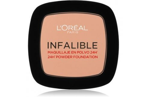 L'Oréal Paris Infallible fixační pudr odstín 245 Warm Sand 9 g Pudry