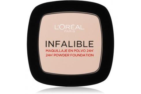 L'Oréal Paris Infallible fixační pudr odstín 123 Warm Vanilla 9 g Pudry