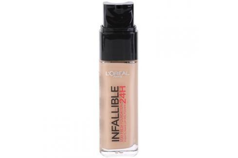 L'Oréal Paris Infallible dlouhotrvající tekutý make-up odstín 120 Vanilla  30 ml up