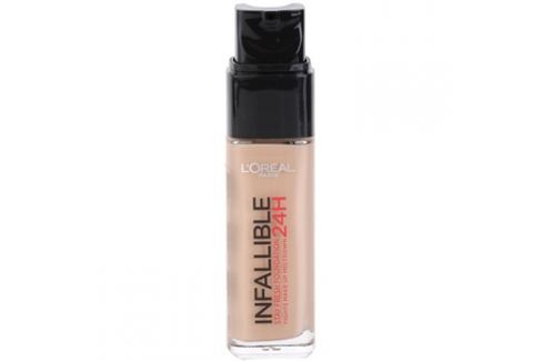 L'Oréal Paris Infallible dlouhotrvající tekutý make-up odstín 230 Radiant Honey  30 ml up