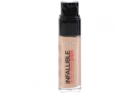 L'Oréal Paris Infallible dlouhotrvající tekutý make-up odstín 235 Honey  30 ml up