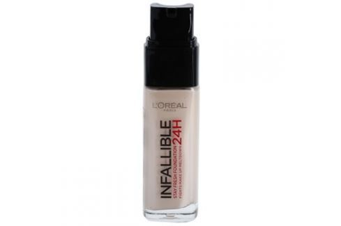 L'Oréal Paris Infallible dlouhotrvající tekutý make-up odstín 015 Porcelain  30 ml up