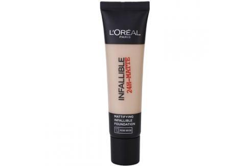 L'Oréal Paris Infallible matující make-up odstín 13 Rose Beige 35 ml up