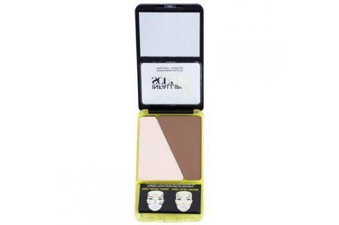 L'Oréal Paris Infallible Sculpt paleta na kontury obličeje odstín 01 Light/Medium 10 g Pudry