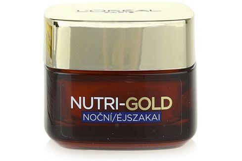 L'Oréal Paris Nutri-Gold noční krém  50 ml Noční krémy