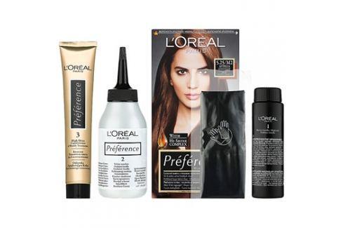 L'Oréal Paris Préférence barva na vlasy odstín 5.25/M2 Antigua Barvy na vlasy