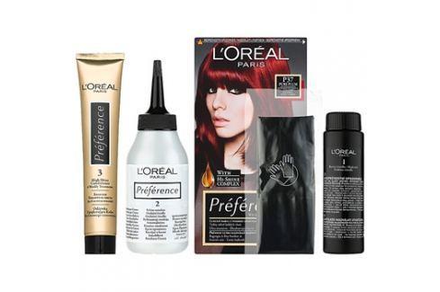 L'Oréal Paris Préférence barva na vlasy odstín P37 Pure Plum Barvy na vlasy