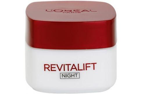 L'Oréal Paris Revitalift noční zpevňující a protivráskový krém pro všechny typy pleti  50 ml Noční krémy