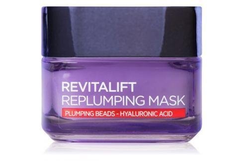 L'Oréal Paris Revitalift Filler vyplňující maska  50 ml Pleťové masky