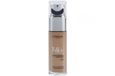 L'Oréal Paris True Match tekutý make-up odstín 4D/4W Golden Natural 30 ml up