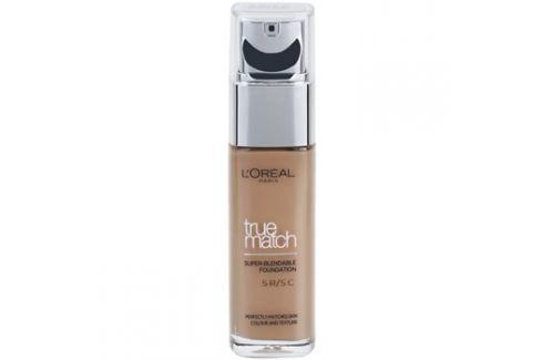 L'Oréal Paris True Match tekutý make-up odstín 5D/5W Golden Sand 30 ml up