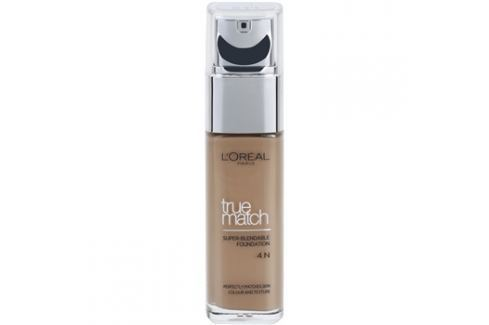 L'Oréal Paris True Match tekutý make-up odstín 4N Beige 30 ml up