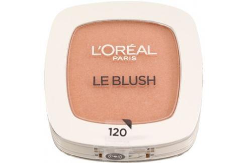 L'Oréal Paris True Match Le Blush tvářenka odstín 120 Sandalwood Rose 5 g Tvářenky