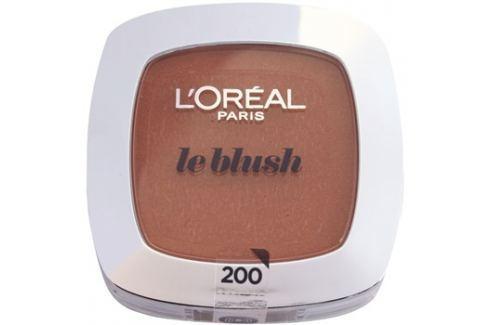L'Oréal Paris True Match Le Blush tvářenka odstín 200 Golden Amber 5 g Tvářenky