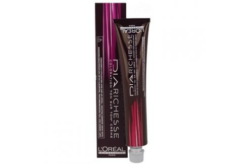 L'Oréal Professionnel Dia Richesse semi-permanentní barva na vlasy bez amoniaku odstín 5.52 Hellbraun Mahagoni Irisé 50 ml Barvy na vlasy