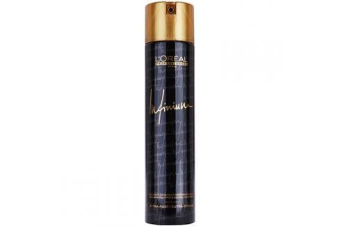 L'Oréal Professionnel Infinium profesionální lak na vlasy s velmi silným zpevněním  300 ml Laky na vlasy