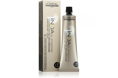 L'Oréal Professionnel Inoa Supreme barva na vlasy bez amoniaku odstín 7,34 Cognac Malicioso 60 g Barvy na vlasy