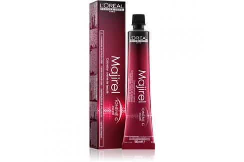 L'Oréal Professionnel Majirel barva na vlasy odstín 5,35  50 ml Barvy na vlasy