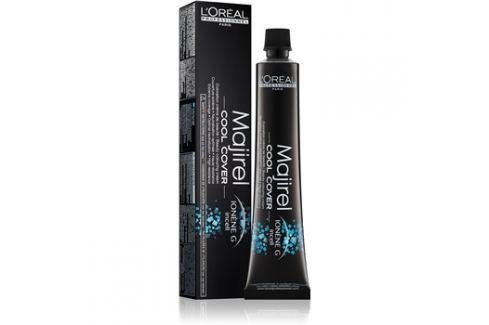 L'Oréal Professionnel Majirel Cool Cover barva na vlasy odstín 5.3 Light Golden Brown  50 ml Barvy na vlasy