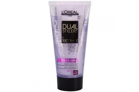 L'Oréal Professionnel Tecni Art Dual Stylers gel krém pro uhlazení vlasů  150 ml Objemové pěny a spreje