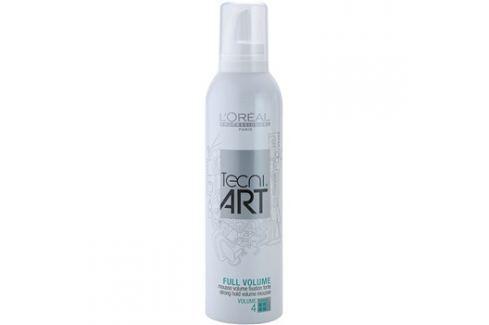 L'Oréal Professionnel Tecni Art Volume silně fixační pěna pro objem  250 ml Tužidla na vlasy