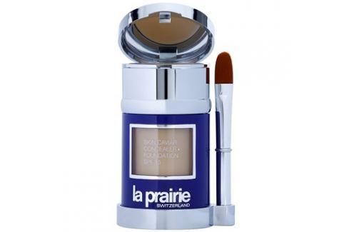La Prairie Skin Caviar Collection tekutý make-up odstín Mocha  30 ml up