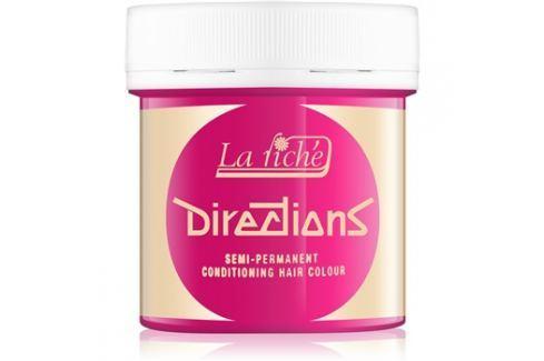 La Riche Directions semi-permanentní barva na vlasy odstín Carnation Pink 88 ml Barvy na vlasy