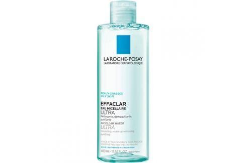 La Roche-Posay Effaclar čisticí micelární voda pro problematickou pleť, akné  400 ml Odličovače očí
