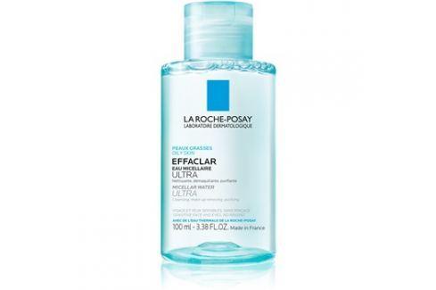 La Roche-Posay Effaclar čisticí micelární voda pro problematickou pleť, akné  100 ml Odličovače očí