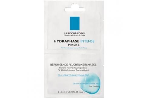 La Roche-Posay Hydraphase uklidňující hydratační maska pro citlivou a suchou pleť  12 ml Pleťové masky