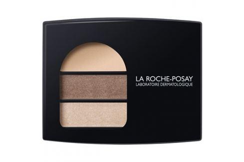 La Roche-Posay Respectissime Ombre Douce oční stíny odstín 02 Brun  4 g Oční stíny