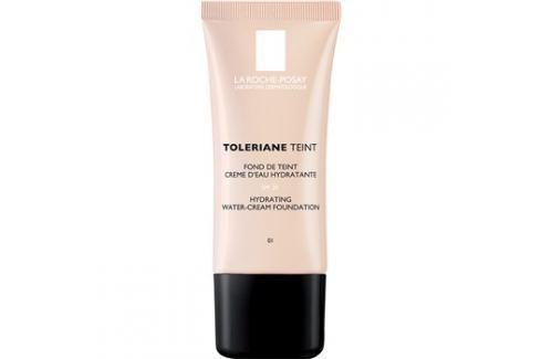 La Roche-Posay Toleriane Teint hydratační krémový make-up pro normální až suchou pleť odstín 01 Ivory SPF 20  30 ml up