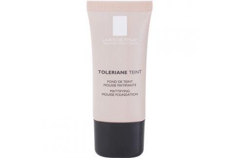 La Roche-Posay Toleriane Teint zmatňující pěnový make-up pro smíšenou a mastnou pleť odstín 05 Dark Beige SPF 20  30 ml up