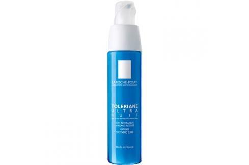La Roche-Posay Toleriane Ultra noční intenzivní zklidňující péče na obličej a oči  40 ml Noční krémy
